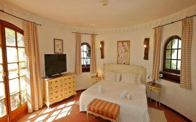 Отель Villa Colina Ibiza комната для гостей