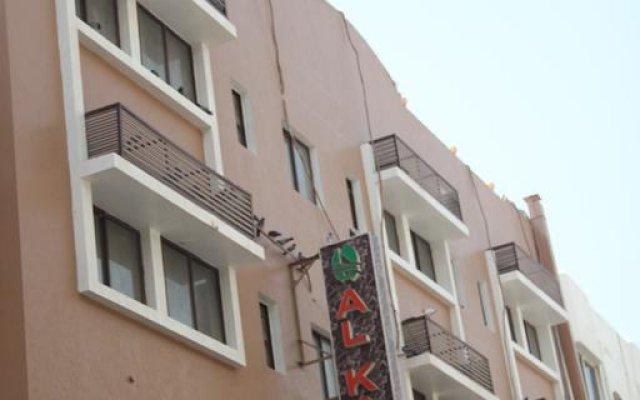 Al Kawakeb Hotel вид на фасад