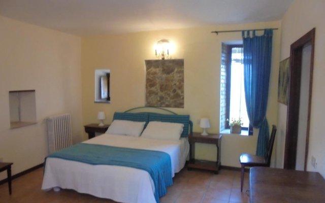 Отель B&B Casale Rio Conca Сперлонга комната для гостей