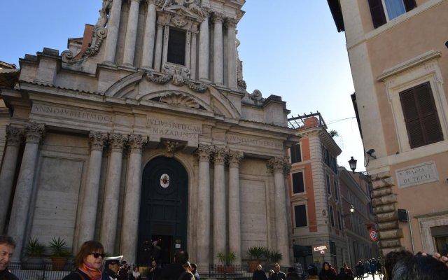 Отель Babuccio Art Suites Италия, Рим - отзывы, цены и фото номеров - забронировать отель Babuccio Art Suites онлайн вид на фасад