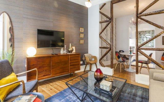 Отель Condessa Chiado Residence комната для гостей