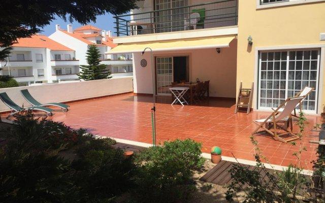 Отель Casa da Tia вид на фасад