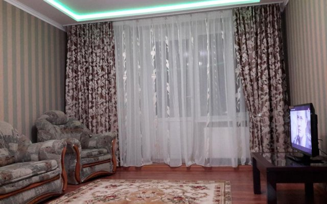 Апартаменты Apartment M. Zhukova комната для гостей