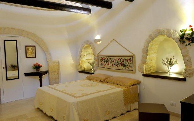 Отель Trulli Barsento Альберобелло комната для гостей