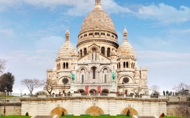 Отель Mansarde des Artistes Франция, Париж - отзывы, цены и фото номеров - забронировать отель Mansarde des Artistes онлайн приотельная территория