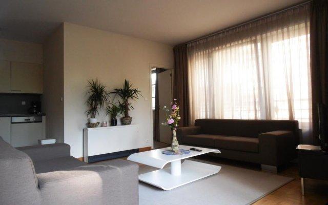 Отель Eurovillage Suites Brussels комната для гостей