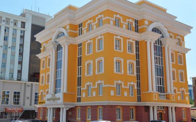 Гостиница Меридиан в Саранске 2 отзыва об отеле, цены и фото номеров - забронировать гостиницу Меридиан онлайн Саранск вид на фасад