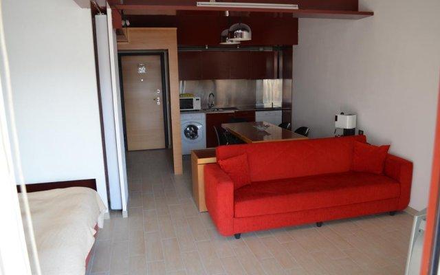 Апартаменты Milano 3 Apartment Базильо комната для гостей