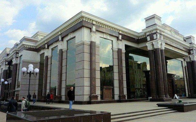 Ibis Hostel вид на фасад