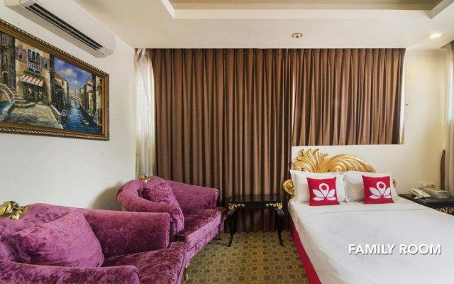 Отель Zen Rooms Temple Street Сингапур комната для гостей