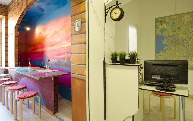 Hostel Architector Санкт-Петербург детские мероприятия