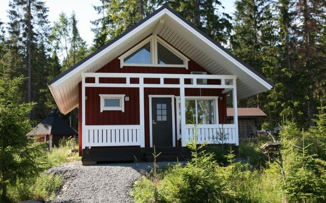 Гостиница Holiday home Vepsskiy Hytor сауна