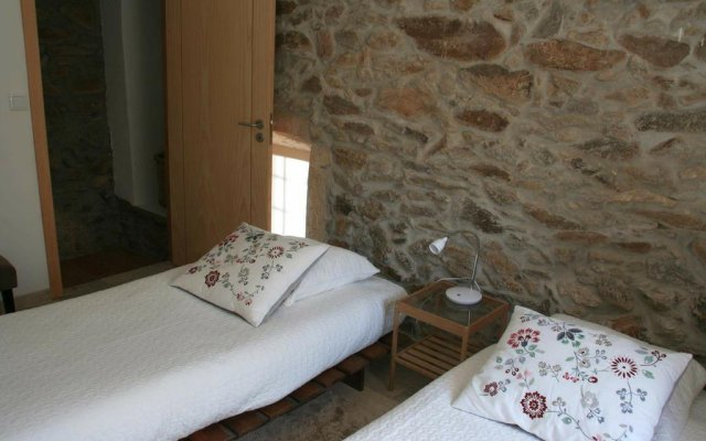 Отель Casa da Avó Армамар комната для гостей