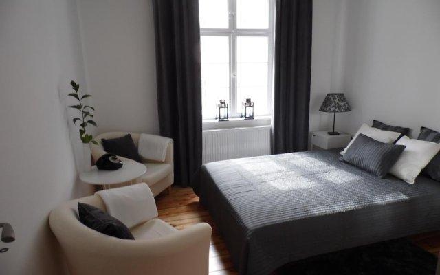 Отель Apartament Pomorski Сопот комната для гостей