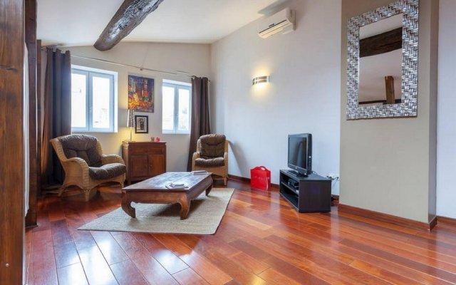 Отель Loft Saint Vincent Франция, Лион - отзывы, цены и фото номеров - забронировать отель Loft Saint Vincent онлайн комната для гостей