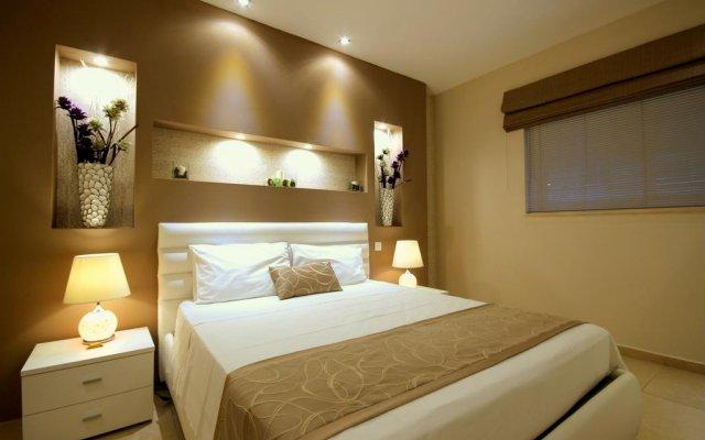 Отель Summer Breeze Слима комната для гостей