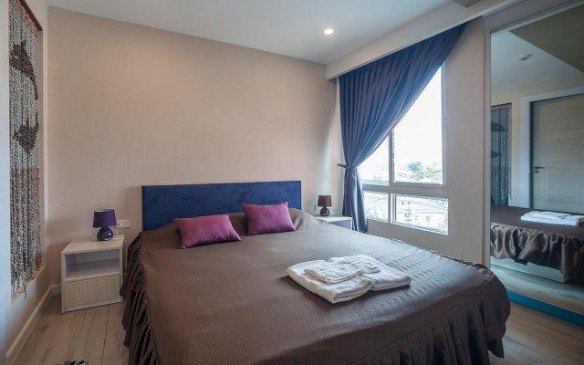 Отель 7Seas Паттайя комната для гостей