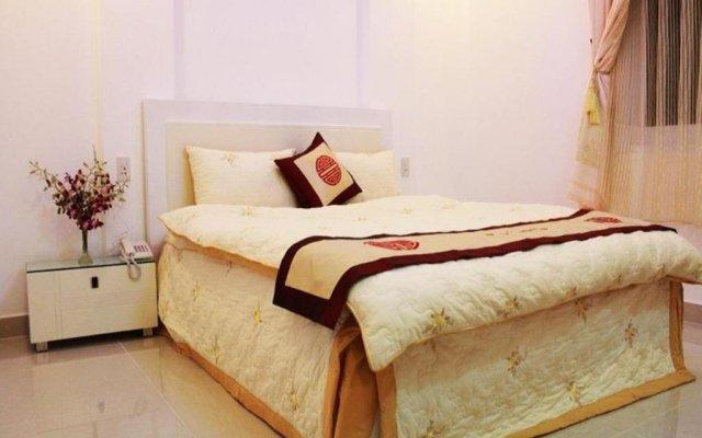 Отель Xuan Hong 2 Далат комната для гостей