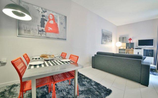 Отель Appartement Saint Germain - Quais de Seine Париж комната для гостей