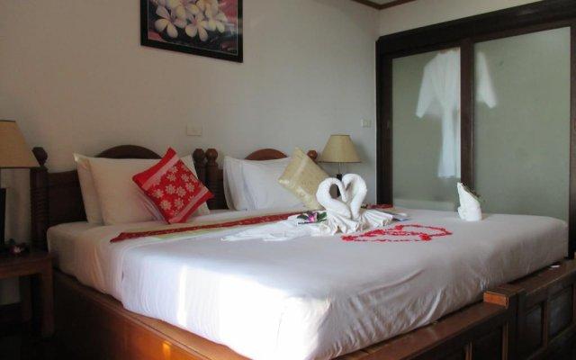 Отель Lipa Bay Resort комната для гостей