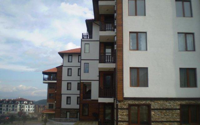 Апартаменты Marks' Apartment in Bansko вид на фасад