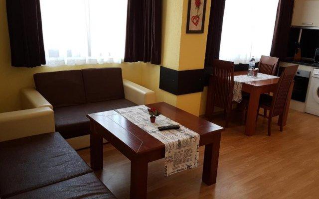 Отель Yana Apartments Болгария, Сандански - отзывы, цены и фото номеров - забронировать отель Yana Apartments онлайн комната для гостей