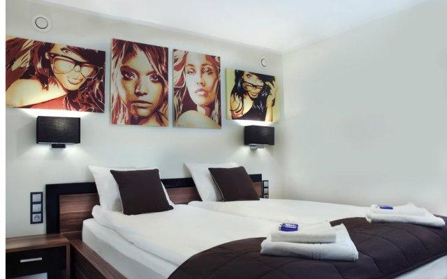 Отель Black Swan House Польша, Гданьск - отзывы, цены и фото номеров - забронировать отель Black Swan House онлайн комната для гостей