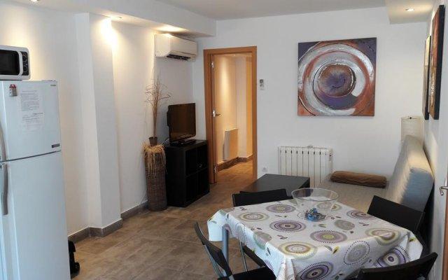 Отель Valley Apartments Испания, Барселона - отзывы, цены и фото номеров - забронировать отель Valley Apartments онлайн комната для гостей