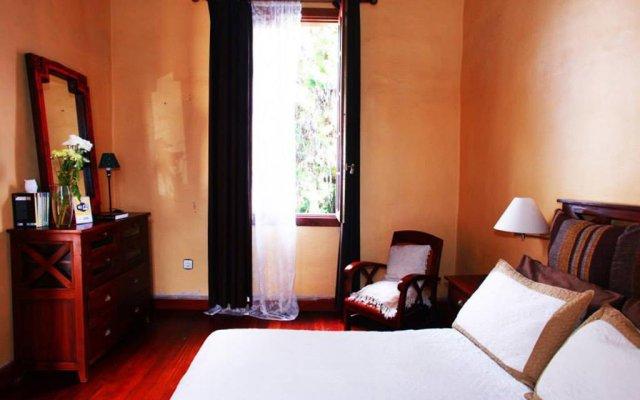 Отель Casa La Posada комната для гостей