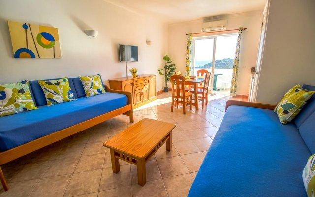 Отель Clube Borda D´Água комната для гостей