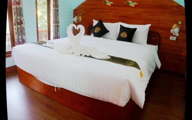 Отель Ruen Tai Boutique комната для гостей
