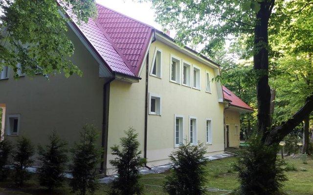 Гостиница Guest House Briz вид на фасад