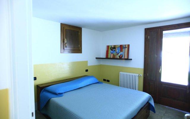 Отель Oasi del Garda Монцамбано комната для гостей