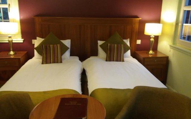 Rowardennan Youth Hostel комната для гостей