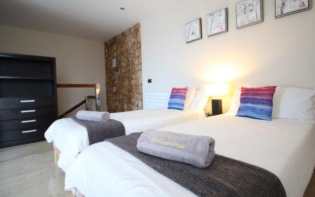 Отель Villa Bellissima комната для гостей