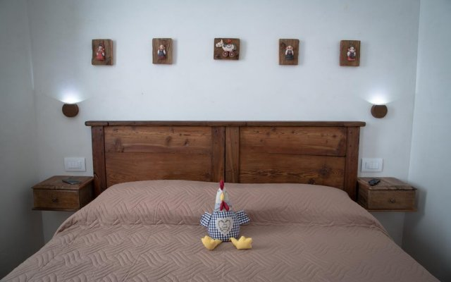 Отель Il Pollaio Аоста комната для гостей