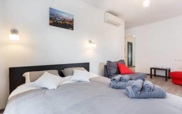 Апартаменты Daily Room Apartment комната для гостей