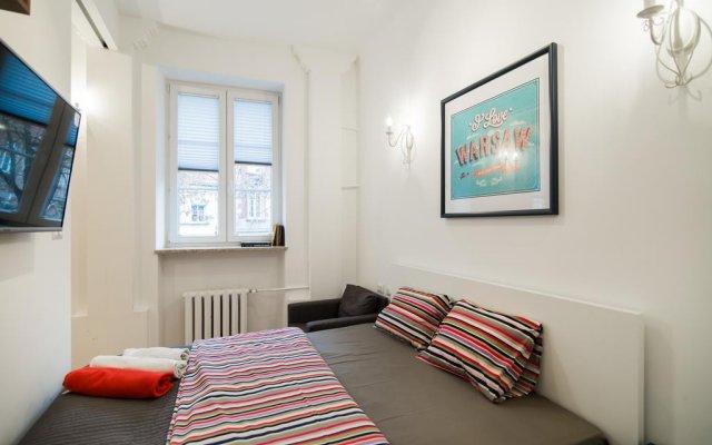 Апартаменты Koscielna Apartment Old Town комната для гостей