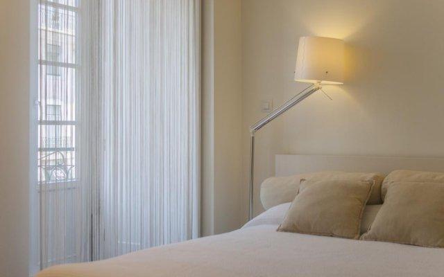 Отель InSuites Chiado Apartments II Португалия, Лиссабон - отзывы, цены и фото номеров - забронировать отель InSuites Chiado Apartments II онлайн комната для гостей