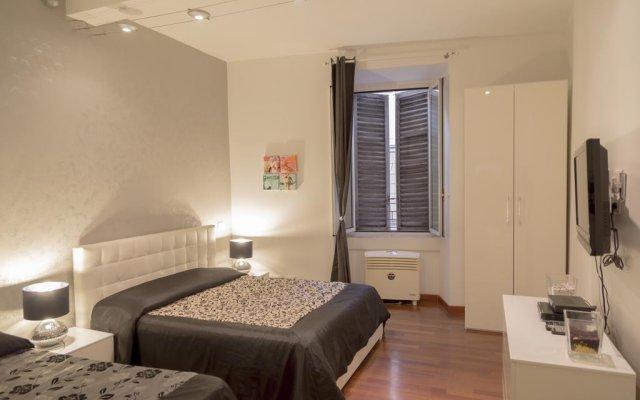 Отель Trevi Luxury Suites комната для гостей