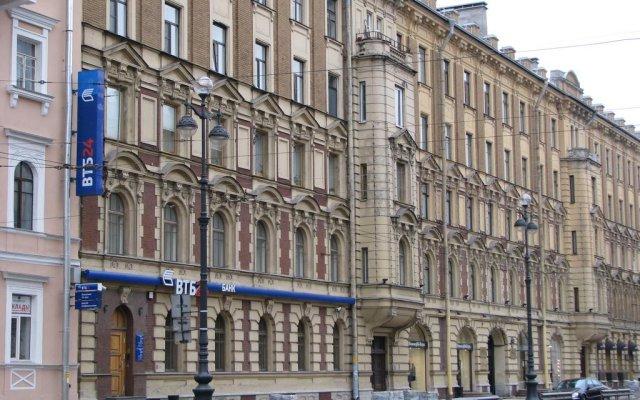 Мини-Отель Сфера на Невском 163 вид на фасад