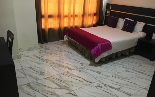 Apparts Hotel Esma in Nouadhibou, Mauritania from 97$, photos, reviews - zenhotels.com guestroom