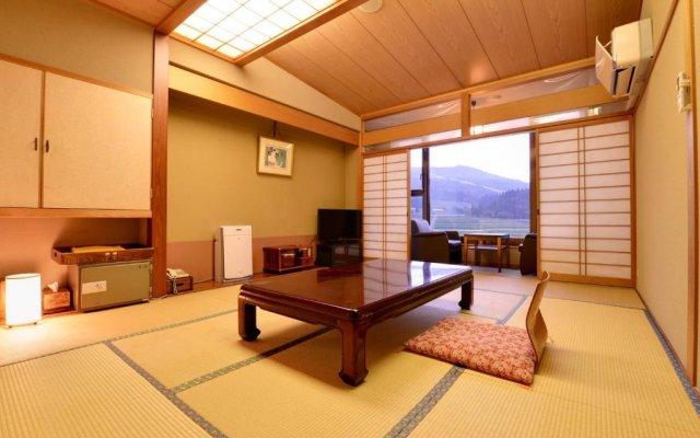 Отель Seiryu No Yado Kawachi Айдзувакамацу комната для гостей