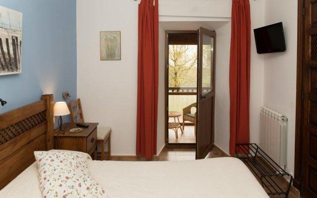 Отель Bed and breakfast Flor de Vida комната для гостей