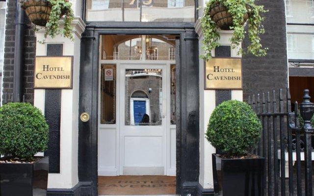 Hotel Cavendish вид на фасад