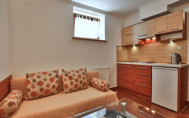Отель Apartamenty Tatry Закопане комната для гостей