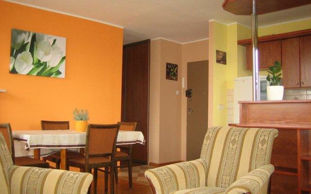 Отель Mieszkanie Turmoncka комната для гостей