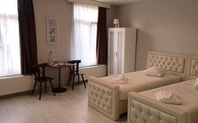 Отель Prestige Flats Бельгия, Брюссель - отзывы, цены и фото номеров - забронировать отель Prestige Flats онлайн комната для гостей