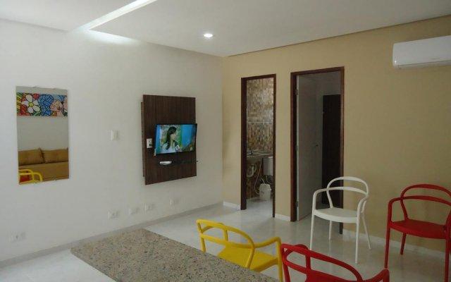 Отель Suites Cheiro do Mar комната для гостей