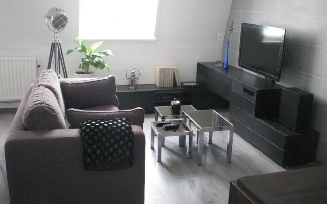 Apartment Brussels Louise Chatelain